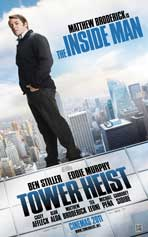 Tower Heist - 11 x 17 Movie Poster - Style D