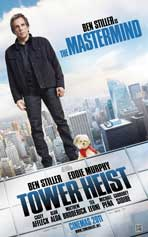 Tower Heist - 11 x 17 Movie Poster - Style H