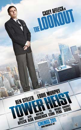 Tower Heist - 11 x 17 Movie Poster - Style G