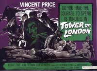 Tower of London - 22 x 28 Movie Poster - Half Sheet Style A