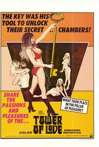 Tower of Love - 11 x 17 Movie Poster - Style A