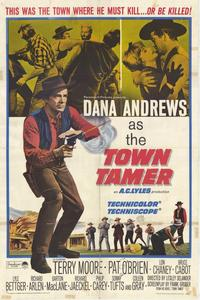 Town Tamer - 11 x 17 Movie Poster - Style A