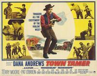 Town Tamer - 11 x 14 Movie Poster - Style A
