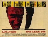 Town without Pity - 22 x 28 Movie Poster - Half Sheet Style A