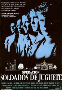 Toy Soldiers - 11 x 17 Movie Poster - Spanish Style A