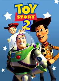 Toy Story 2 - 27 x 40 Movie Poster - Style D