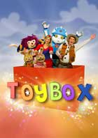Toybox (TV) - 11 x 17 TV Poster - Style B