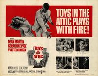 Toys in the Attic - 11 x 14 Movie Poster - Style D