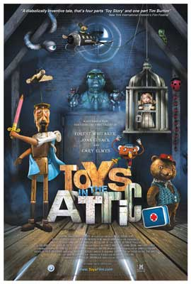Toys in the Attic - 27 x 40 Movie Poster - Style A