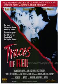 Traces of Red - 27 x 40 Movie Poster - Style A