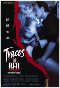 Traces of Red - 27 x 40 Movie Poster - Style B