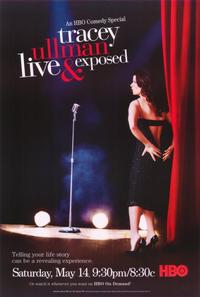 Tracey Ullman: Live and Exposed - 11 x 17 TV Poster - Style A