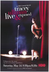 Tracey Ullman: Live and Exposed - 27 x 40 TV Poster - Style A