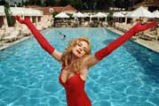 Traci Lords - 8 x 10 Color Photo #2