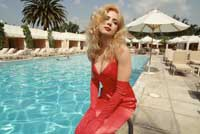Traci Lords - 8 x 10 Color Photo #4