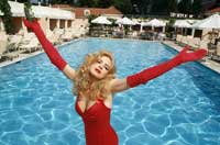 Traci Lords - 8 x 10 Color Photo #6