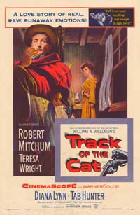Track Of The Cat - 43 x 62 Movie Poster - Bus Shelter Style A