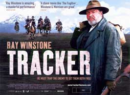 Tracker - 11 x 17 Movie Poster - UK Style A