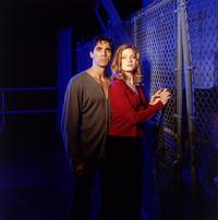 Trackers (TV) - 8 x 10 Color Photo #004