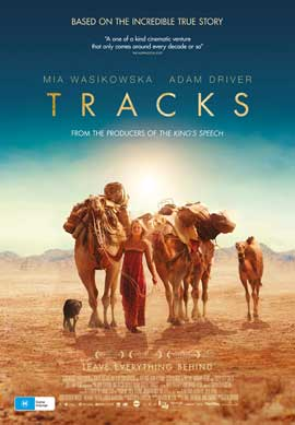 Tracks - 27 x 40 Movie Poster - Australian Style A