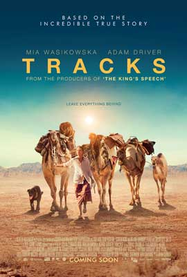 Tracks - 11 x 17 Movie Poster - UK Style A