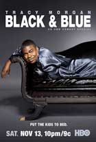 Tracy Morgan: Black and Blue - 11 x 17 Movie Poster - Style A