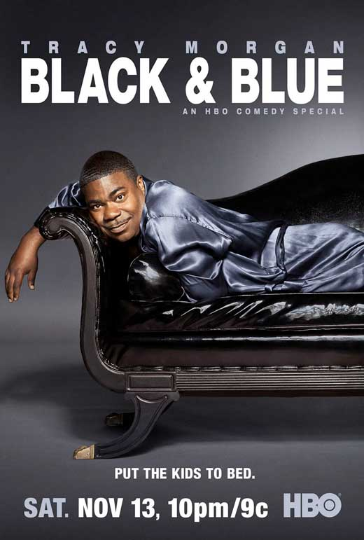 Tracy Morgan: Black and Blue movie