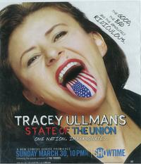 Tracy Ullman's State of The Union - 11 x 17 TV Poster - Style A