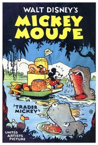 Trader Mickey - 27 x 40 Movie Poster - Style A