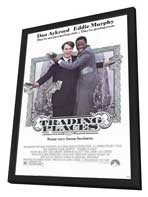 Trading Places - 11 x 17 Movie Poster - Style A - in Deluxe Wood Frame