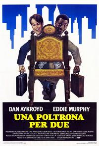 Trading Places - 11 x 17 Movie Poster - Italian Style A