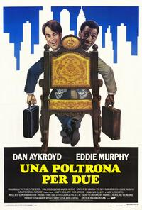Trading Places - 27 x 40 Movie Poster - Italian Style A