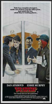 Trading Places - 27 x 40 Movie Poster
