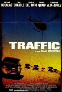 Traffic - 27 x 40 Movie Poster - French Style A