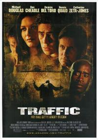 Traffic - 43 x 62 Movie Poster - Bus Shelter Style A