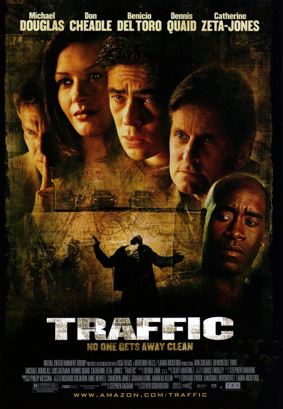 Traffic Movie Posters From Movie Poster Shop