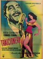 Traicionera - 27 x 40 Movie Poster - Spanish Style A