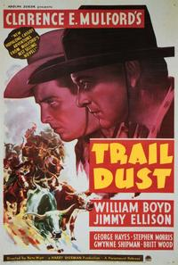 Trail Dust - 11 x 17 Movie Poster - Style A