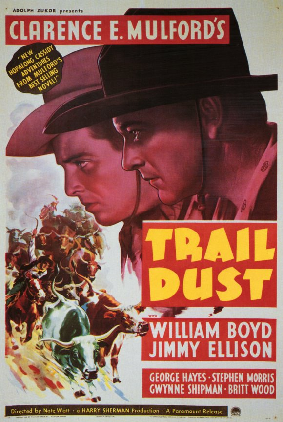 Trail Dust movie