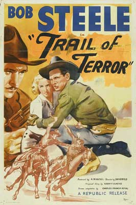 Trail of Terror - 27 x 40 Movie Poster - Style A