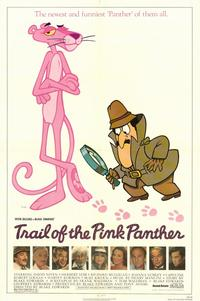 Trail of the Pink Panther - 11 x 17 Movie Poster - Style A