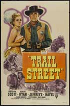Trail Street - 11 x 17 Movie Poster - Style A