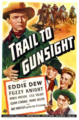 Trail to Gunsight - 11 x 17 Movie Poster - Style A