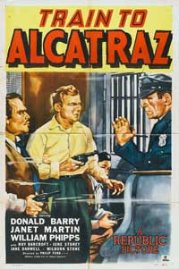Train to Alcatraz - 11 x 17 Movie Poster - Style A