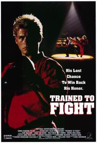Trained to Fight - 27 x 40 Movie Poster - Style A