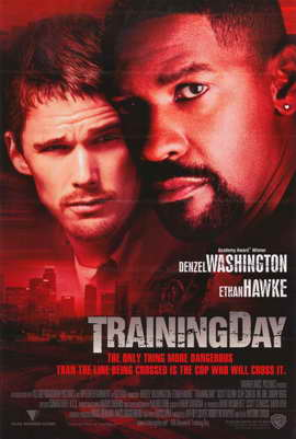 Training Day - 11 x 17 Movie Poster - Style B
