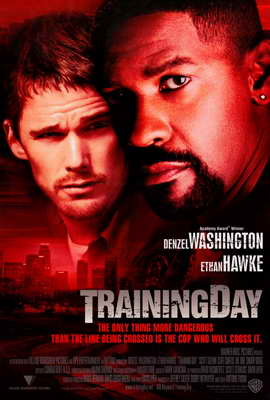 Training Day - 27 x 40 Movie Poster