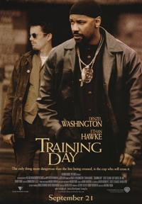 Training Day - 43 x 62 Movie Poster - Bus Shelter Style A