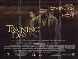 Training Day - 11 x 17 Movie Poster - Style D