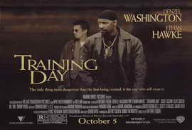 Training Day - 27 x 40 Movie Poster - Style C